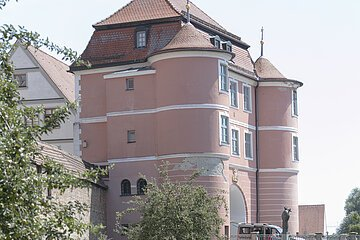 am Rieder Tor in Donauwörth